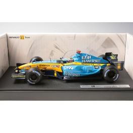 Hot Wheels - Renault F1 Team R25 Fernando Alonso - 1/18