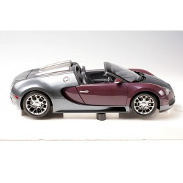 MiniChamps - Bugatti Veyron Grand Sport 2009 Purple - 1/18