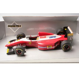 Paul's Model Art - Ferrari F93A Jean Alesi - 1/18
