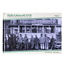 Dalla Edison all'ATM i tram di Milano dal 1971 al 1931