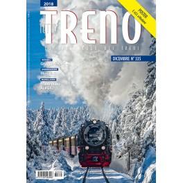 tutto TRENO n°335 Dicembre 2018