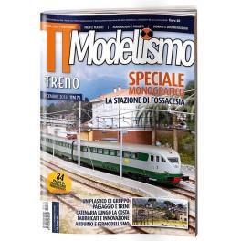 tutto TRENO Modellismo N. 76 Dicembre 2018