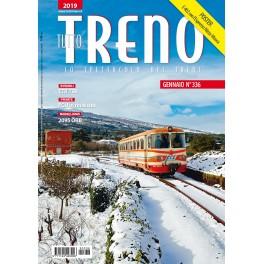 tutto TRENO n°336 Gennaio 2019