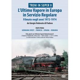 DVD L'ultimo Vapore in EUROPA in servizio regolare.