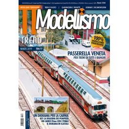 tutto TRENO Modellismo N. 77 Marzo 2019