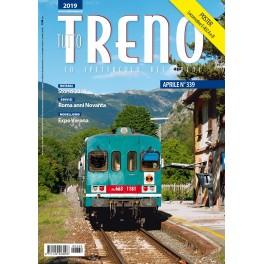 tutto TRENO n°339 Aprile 2019