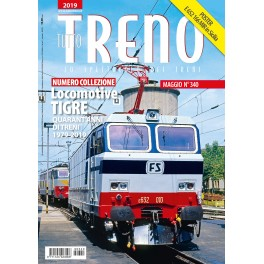 tutto TRENO n°340 Maggio 2019