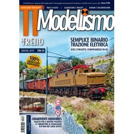 tutto TRENO Modellismo N. 78 Giugno  2019