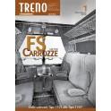 CARROZZE FS - Dalle carrozze Tipo 1921 alle Tipo 1959 - 1° fascicolo