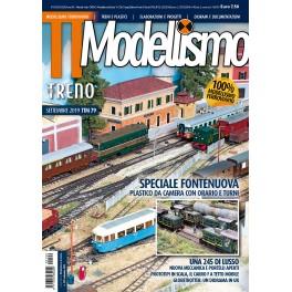 tutto TRENO Modellismo N. 79 Settembre 2019