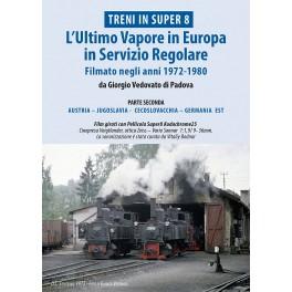 DVD L'ultimo Vapore in EUROPA in servizio regolare - 2ª p.