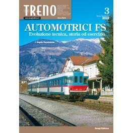 Fascicolo Automotrici FS - 3° volume