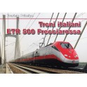 Treni italiani ETR 500 Frecciarossa di E. Principe