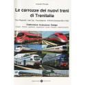 Le carrozze dei nuovi treni di Trenitalia