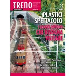 tutto TRENO Modellismo SPECIALE n°2 Plastici Spettacolo