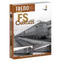 CARROZZE FS - Dalle carrozze Tipo 1921 alle Tipo 1959 - 3° fascicolo