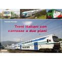 Treni italiani con carrozze a due piani