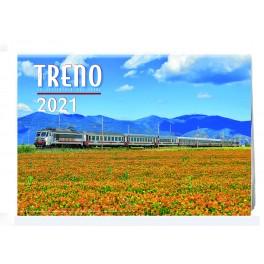 Calendario tutto TRENO 2021