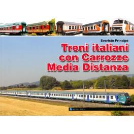 treni Italiani con Carrozze Medie Distanze