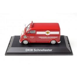 Schuco - DKW Schnellaster Kasten AvD - 02397 - 1/43
