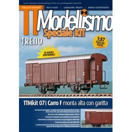 TTM Kit N. 7 - Carro FMA con garitta