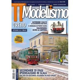 tutto TRENO Modellismo n° 87 Settembre 2021