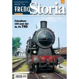 TuttoTRENO & Storia N. 25 - Aprile 2011