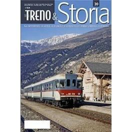 TuttoTRENO & Storia N. 20 - Novembre 2008