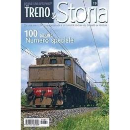 TuttoTRENO & Storia N. 19 - Aprile 2008
