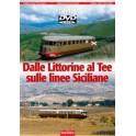 DVD Dalle Littorine al TEE Sulle linee Siciliane