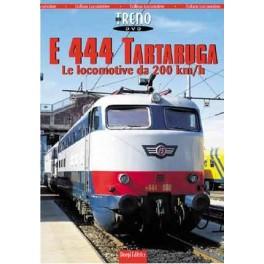 E 444 Tartaruga Le locomotive da 200 km/h