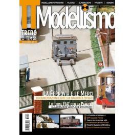 TuttoTRENO Modellismo N. 56 - Dicembre 2013
