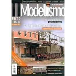 TuttoTRENO Modellismo N. 31 - Settembre 2007