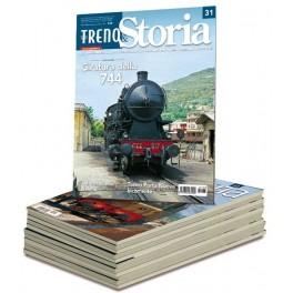 Abbonamento TuttoTRENO & Storia 2 anni Italia
