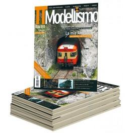 Abbonamento TuttoTRENO Modellismo annuale - Italia