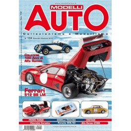 ModelliAUTO N. 104 - Nov/Dic 2010