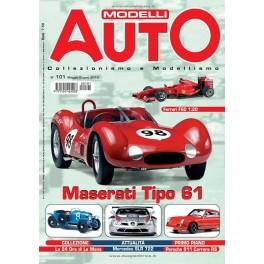 ModelliAUTO N. 101 - Mag/Giu 2010