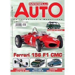 ModelliAUTO N. 93 - Gen/Feb 2009