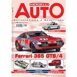 ModelliAUTO N. 89 - Mag/Giu 2008