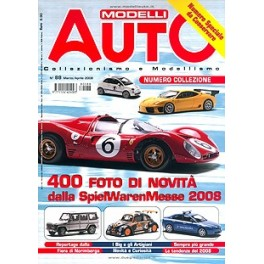 ModelliAUTO N. 88 - Mar/Apr 2008