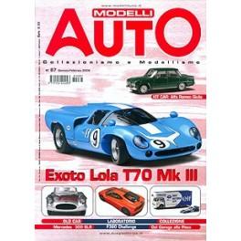 ModelliAUTO N. 87 - Gen/Feb 2008
