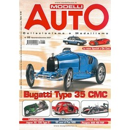 ModelliAUTO N. 86 - Nov/Dic 2007