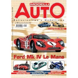 ModelliAUTO N. 80 - Nov/Dic 2006