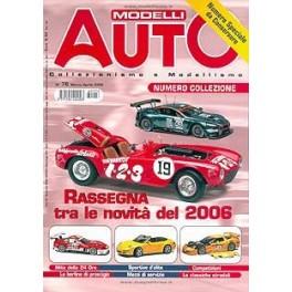 ModelliAUTO N. 76 - Mar/Apr 2006