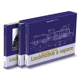 Gli album delle locomotive a vapore