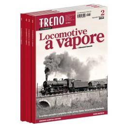 Fascicolo Locomotive a Vapore - 2° volume maggio 2014