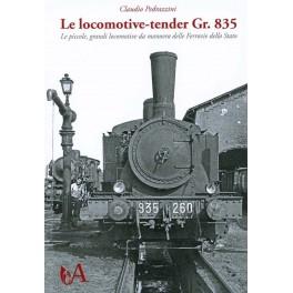 Le Locomotive-tender Gr. 835