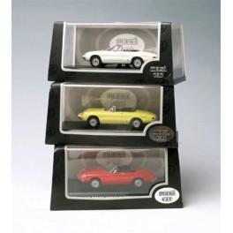 3 modelli Alfa Romeo duetto 1966