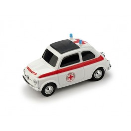 Fiat 500 Brums AUTOMEDICA CROCE ROSSA - Art. BR036