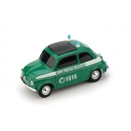 Fiat 500 Brums CORPO FORESTALE DELLO STATO - Art. BR037
